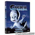 Casper (1995) (Blu-ray) (25 Anniversary Edition) (Taiwan Version)
