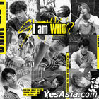 Stray Kids Mini Album Vol. 2 - I am WHO (Random Version) + Random First Press Gift + Random Poster in Tube