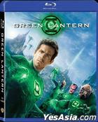 Green Lantern (2011) (Blu-ray) (Hong Kong Version)