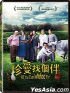 All You Ever Wished For (2018) (DVD) (Taiwan Version)