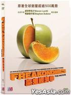 Freakonomics (2010) (DVD) (Hong Kong Version)
