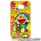 Samsung S2 Doraemon Silicone Cover - Aloha Doraemon