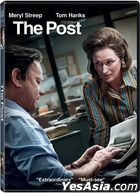 The Post (2017) (DVD) (US Version)