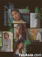 DIA Mini Album Vol. 6 - Flower 4 Seasons (Seasons Version) + Poster in Tube (Seasons Version)