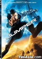 Jumper (2008) (DVD) (Hong Kong Version)