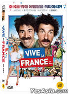 Vive la France (DVD) (Korea Version)