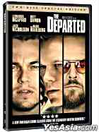 The Departed (DVD) (Special Edition) (First Press Limited Edition) (Japan Version)