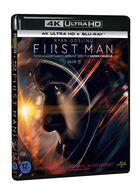 First Man (4K Ultra HD + Blu-ray) (2-Disc) (Korea Version)