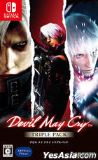 Devil May Cry Triple Pack (Japan Version)