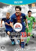 FIFA 13 World Class Soccer (Wii U) (Japan Version)