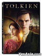Tolkien (2019) (DVD) (US Version)