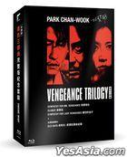 The Vengeance Trilogy (3-Blu-ray + DVD) (Taiwan Version)