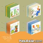 Seventeen Mini Album Vol. 7 - Heng:garae (HANA Random Version + DUL Random Version + SET Random Version + NET Random Version)
