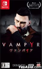 Vampyr ヴァンパイア (Normal Edition) (Japan Version)