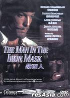The Man In The Iron Mask (DVD) (Hong Kong Version)