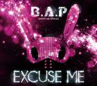 EXCUSE ME (SINGLE+GOODs) (First Press Limited Edition)(Japan Version)