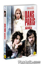 Dans Paris (DVD) (Korea Version)