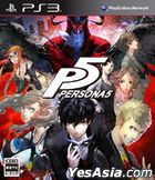 Persona 5 (Normal Edition) (Japan Version)