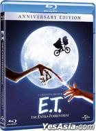 E.T. The Extra-Terrestrial Anniversary Edition (1982) (Blu-ray) (Hong Kong Version)