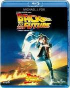 Back To the Future (Blu-ray) (Japan Version)
