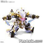 Project Sakura Wars : HG 1:24 Spiricle Striker Mugen (Seijuro Kamiyama)