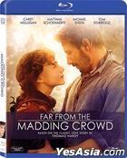 Far From the Madding Crowd (2015) (Blu-ray) (Hong Kong Version)
