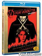 V for Vendetta (Blu-ray) (Korea Version)