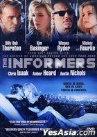 The Informers (2008) (DVD) (香港版)