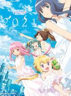 Magia Record Puella Magi Madoka Magica Geden A 2021 Calendar (Japan Version)