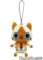 Monster Hunter Diary : Poka Poka Airou Village DX Airou Mini Mascot Plush My Airou