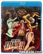 One Piece Stampede (2019) (Blu-ray) (Hong Kong Version)