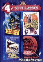 Movies 4 You - Sci Fi Classics (The Man from Planet X / Beyond the Time Barrier / The Time Travelers / The Angry Red Planet) (DVD) (US Version)