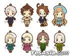 es Series nino Rubber Strap Collection Hetalia 3 Renewal Ver.