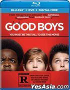 Good Boys (2019) (Blu-ray + DVD + Digital Code) (US Version)