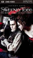Sweeney Todd: The Demon Barber of Fleet Street (UMD) (Japan Version)