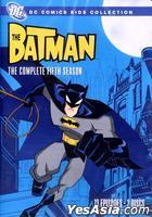 The Batman (DVD) (The Complete Fifth Season) (US Version)