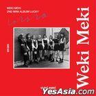 Weki Meki Mini Album Vol. 2 - Lucky (Weki Version)
