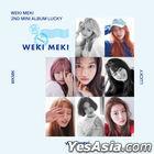 Weki Meki Mini Album Vol. 2 - Lucky (Lucky Version)