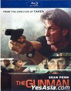The Gunman (2015) (Blu-ray) (Taiwan Version)