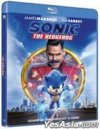 Sonic the Hedgehog (2020) (Blu-ray) (Taiwan Version)