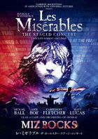 Les Miserables: The Staged Concert (DVD) (Japan Version)