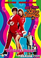 Austin Powers The Spy Who Shagged Me (VCD) (Panorama Version) (Hong Kong Version)
