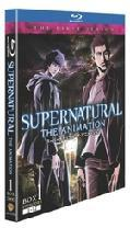 Supernatural The Animation: First Season Collector's Box 1 (Episodes 3-12) (Blu-ray) (English Dubbed & Subtitled) (Japan Version)