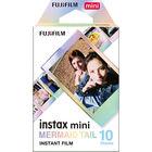 Fujifilm Instax Mini Film (MERMAID TAIL) (10 Sheets per Pack)
