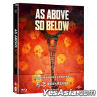 As Above, So Below (2014) (Blu-ray) (Steelbook Collector's Edition) (Taiwan Version)