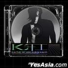 EXO: KAI Mini Album Vol. 1 - KAI (Jewel Case Version) (A Version) + 2 Posters in Tube