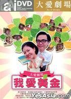 我爱美金 (DVD) (完) (台湾版)
