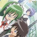 Hayate the Combat Butler! Character CD 2nd Series 07 Tachibana Wataru & Kijima Saki with Sonia Shaflnarz (Japan Version)