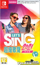 Let's Sing 2021 (Asian Chinese Version)