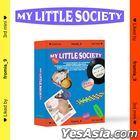 fromis_9 Mini Album Vol. 3 - My Little Society (KiT Album)